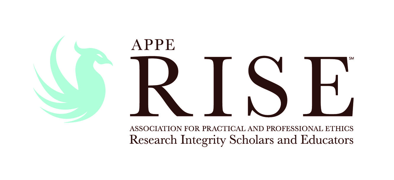 APPE Research Integrity Scholars and Educators sm (RISE)